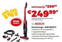 Bosch steelstofzuiger - b4bch86pet2-Bosch