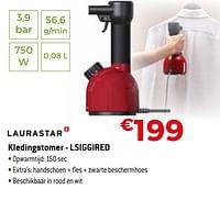 Laurastar kledingstomer - lsiggired-Laurastar