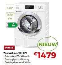 Miele wasmachine - weh875-Miele
