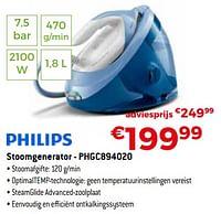 Philips stoomgenerator - phgc894020-Philips