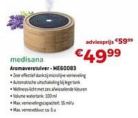Medisana aromaverstuiver - me60083-Medisana