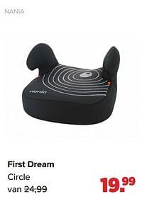 Nania first dream circle-Nania
