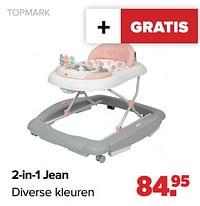 Topmark 2-in-1 jean-Topmark