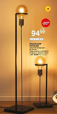 Staanlamp ottelien-Lucide