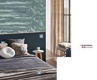 Plaid zigzag-Huismerk - BricoPlanit