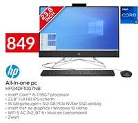 Hp all-in-one pc hp24df1007nb-HP