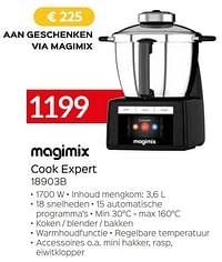 Magimix cook expert 18903b-Magimix