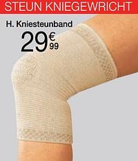 Kniesteunband-Huismerk - Damart