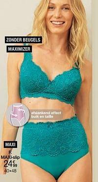 Maxi-slip-Huismerk - Damart