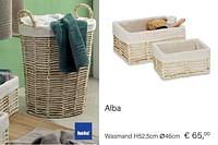 Alba wasmand-Kela