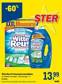 Witte reus vloeibaar wasmiddel-Witte reus