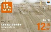 Laminaat trendline-Huismerk - Cevo