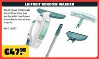 Leifheit window washer-Leifheit