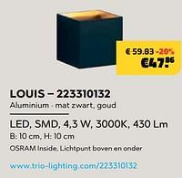 Louis 223310132-Huismerk - Bouwcenter Frans Vlaeminck