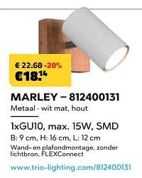 Marley 812400131-Huismerk - Bouwcenter Frans Vlaeminck