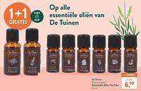 Essentiële olie tea tree-De Tuinen