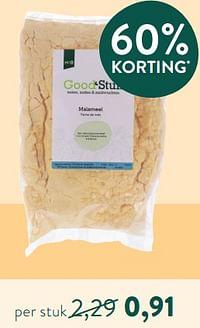 Good stuff maismeel-Huismerk - Holland & Barrett