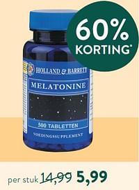 Melatonine-Huismerk - Holland & Barrett