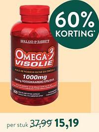Omega 3 visolie 1000mg-Huismerk - Holland & Barrett