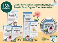 Echinacea forte pastilles-Physalis