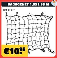 Bagagenet-Huismerk - Bouwcenter Frans Vlaeminck