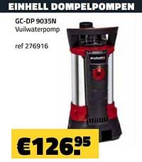 Einhell dompelpomp gc-dp 9035n-Einhell