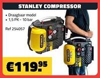 Stanley compressor-Stanley