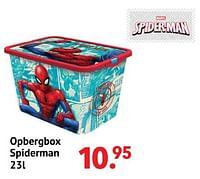 Opbergbox spiderman-Spider-man