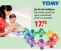 Do-re-mi dolfijnen-Tomy