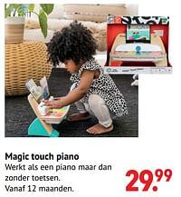 Magic touch piano-Hape