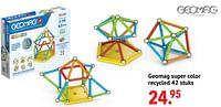 Geomag super color recycled-Geomag Kids