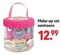 Make-up set eenhoorn-Huismerk - Multi Bazar