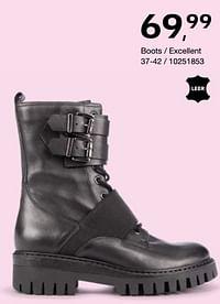 Boots - excellent-Excellent