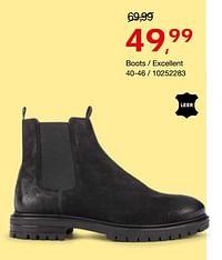 Boots - excellent-Excellent Quality Wear
