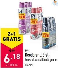 Deodorant-Fa