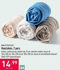 Hoeslaken-Quality Textiles