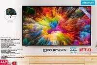 Medion life x15091 md 31590 smart-tv ultra hd 50-Medion