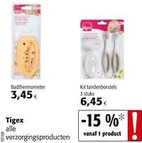 Tigex alle verzorgingsproducten-Tigex