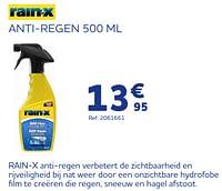 Anti-regen 500 ml-Rain