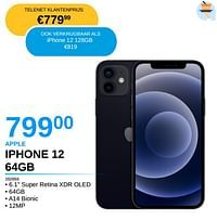 Apple iphone 12 64gb-Apple