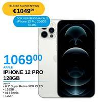 Apple iphone 12 pro 128gb-Apple