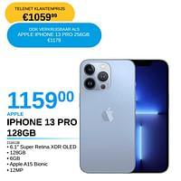 Apple iphone 13 pro 128gb-Apple