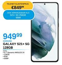 Samsung galaxy s21+ 5g 128gb-Samsung