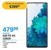 Samsung s20 fe 4g 128gb-Samsung