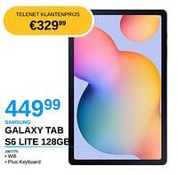 Samsung galaxy tab s6 lite 128gb-Samsung