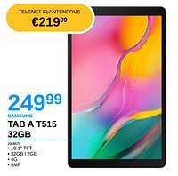Samsung tab a t515 32gb-Samsung
