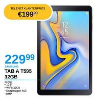 Samsung tab a t595 32gb-Samsung