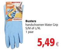 Busters handschoenen water grip-Busters