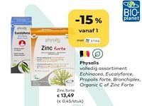 Physalis zinc forte-Physalis