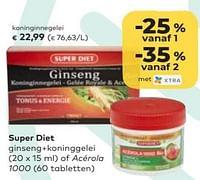 Super diet koninginnegelei-Super Diet